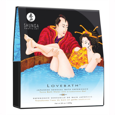 "Love bath "" Océan de tentations "" Shunga"
