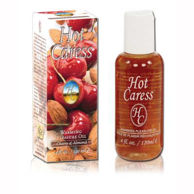 "Hot caress "" Cerise-amande """