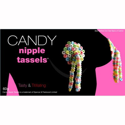 "Candy ""Nipple tassels """