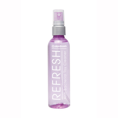 "Nettoyeur "" REFRESH TOY CLEANER 4 OZ "" Pipedream"