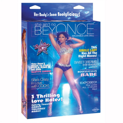 "Love doll  "" BEYONCE"" Pipedream"